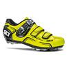 Sidi MTB Buvel Fahrradschuhe Herren yellow fluo/black